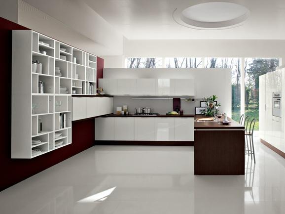154 fantastiche immagini su arredissima cucine su pinterest - Cucine nere lucide ...