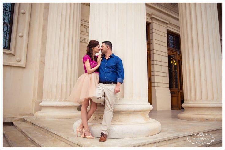 Sedinta foto de cuplu • Fotograf nunta
