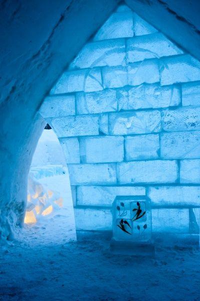 Arctic Snow Hotel