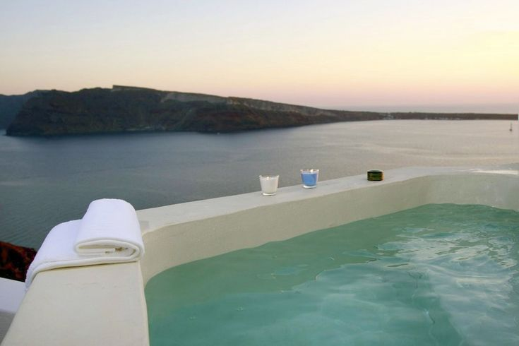 The Fisherman's Cave House Retreat, Oia, Greece. | 27 Incredible Airbnb Locations In Europe