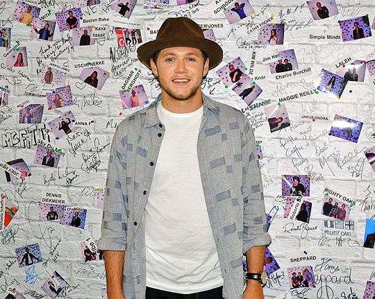 dailyniall: Niall Horan at Radio Hamburg,... - Ain't going down without a fight