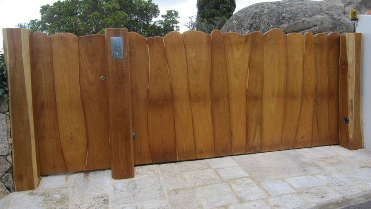 17 migliori idee su porte in legno su pinterest porte - Porte esterne rustiche ...