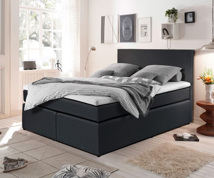 1000 ideas about boxspringbett matratze on pinterest. Black Bedroom Furniture Sets. Home Design Ideas