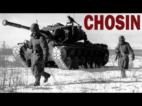 Korean War - With the Marines from Chosin to Hungnam | 1950 | Combat Footage | Documentary film - YouTube