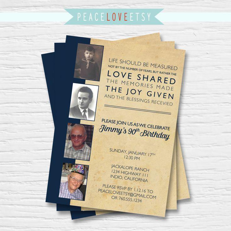 indianjones birthday party invitations printable%0A Men u    s Birthday Invitation by AnchoredHopeDesignCo