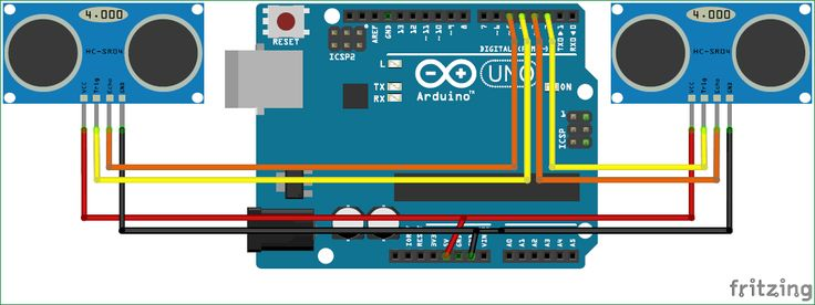 Control your Computer with Hand Gestures using Arduino Circuit