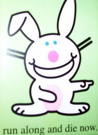 Love that Happy Bunny