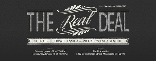 Wedding / Engagement free online invitations- your evite