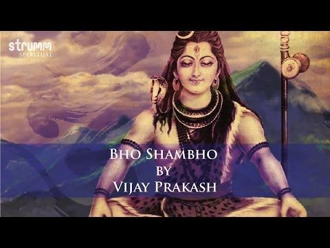 Bho Shambho By Vijay Prakash..!! *LET THE PEACE RULE THE WORLD MY FRIENDS*...!!babu r