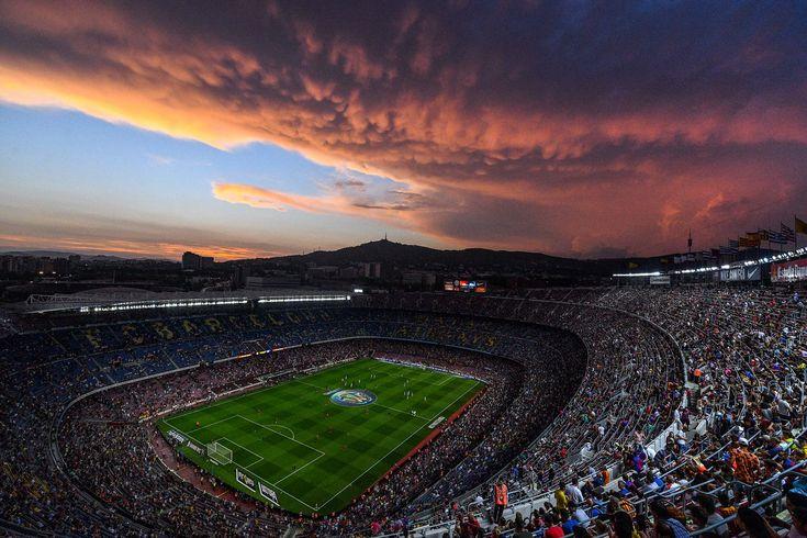 Camp Nou 😍