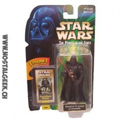 Star Wars Han The Power of The Force Darth Vader Hasbro Kenner 1998