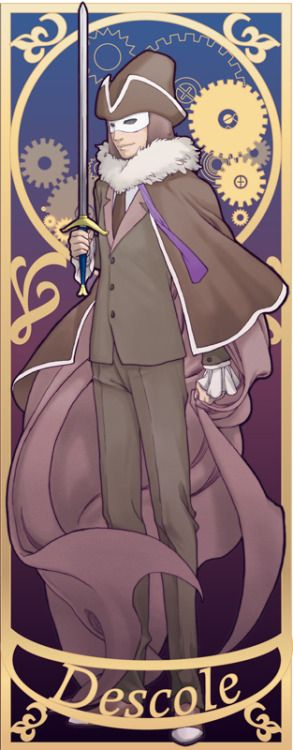 Few things satisfy like a puzzle solved!! A Professor Layton Tumblr!...