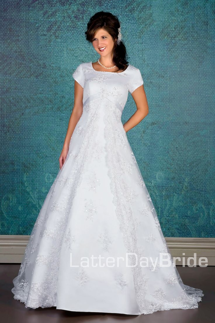 162 best Wedding Dresses images on Pinterest | Homecoming dresses ...