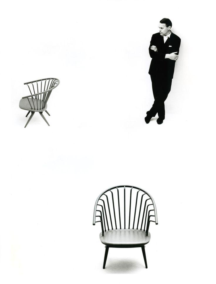Ilmari Tapiovaara and the Crinolette chair