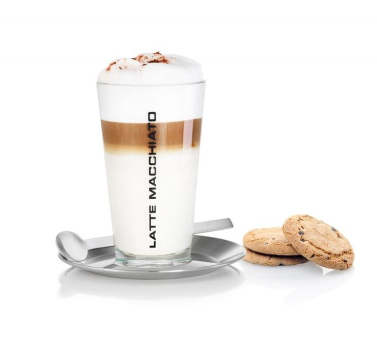 Zestaw do Macchiato - 3 elem. - DECO Salon #blomus #coffee #coffeelovers #coffeeaccessories #kitchenaccessories #giftidea #gift