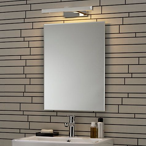 Buy Kashimo Over Mirror Bathroom Light Online At Johnlewis