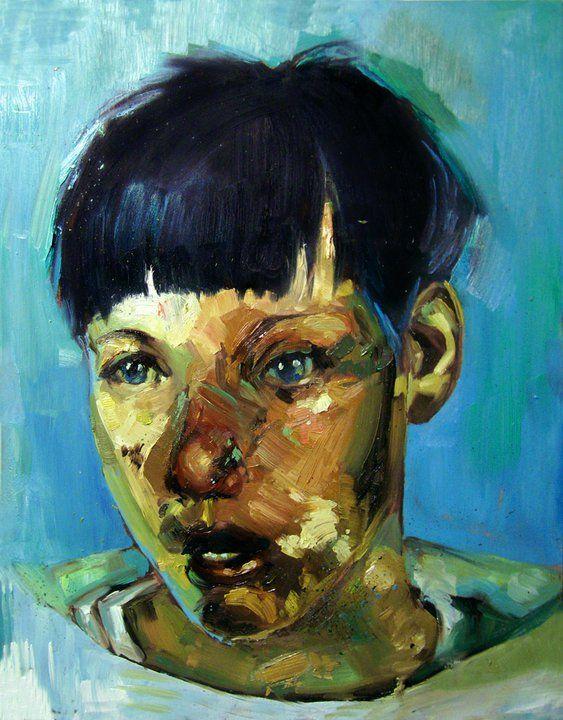 Jenny Saville -- love love love her work