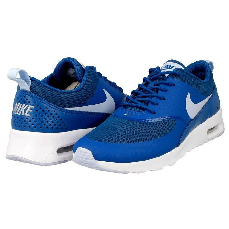 Nike Wmns Air Max Thea 599409-410 (niebieske) - Cena 289zł • Sklep OryginalneButy.pl