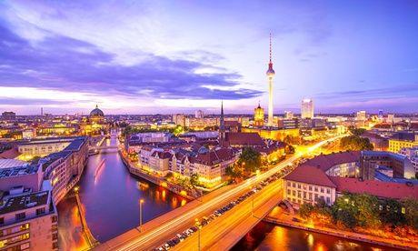 Berlin: 2-3 Nächte für Zwei inkl. Frühstück & Bus-Sightseeing-Tour im 4* Ameron Hotel ABION Spreebogen Waterside Berlin  AB  228 €