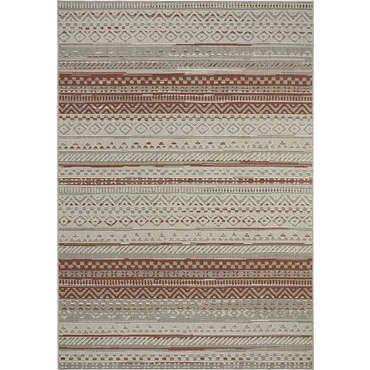 Tapis 160x230 cm MULTI VINTAGE coloris rouge - pas cher ? C'est sur Conforama.fr - large choix, prix discount et des offres exclusives Tapis sur Conforama.fr
