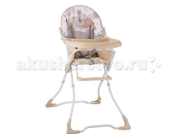 Стульчик для кормления Bertoni (Lorelli) Candy  Стульчик для кормления Bertoni (Lorelli) Candy   Нерегулируемый стульчик для кормления Bertoni Candy пригодится для малыша начиная с того момента, когда он научится самостоятельно сидеть, и вплоть до 3 лет. Стул можно также использовать в качестве уютного места для игр ребенка, где он сможет развлекаться в то время, когда мама будет заниматься приготовлением пищи.   Особенности: Красочные яркие расцветки стульчика привлекают внимание ребенка…