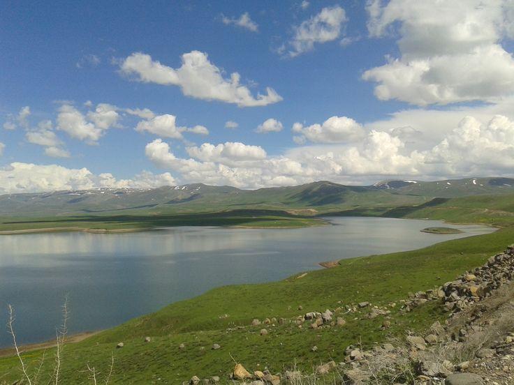 Çat Baraj Gölü