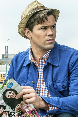 Andrew Rannells - amazing actor