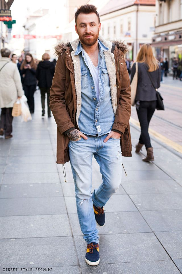 17  images about men's·˖✩ on Pinterest | Men street styles ...