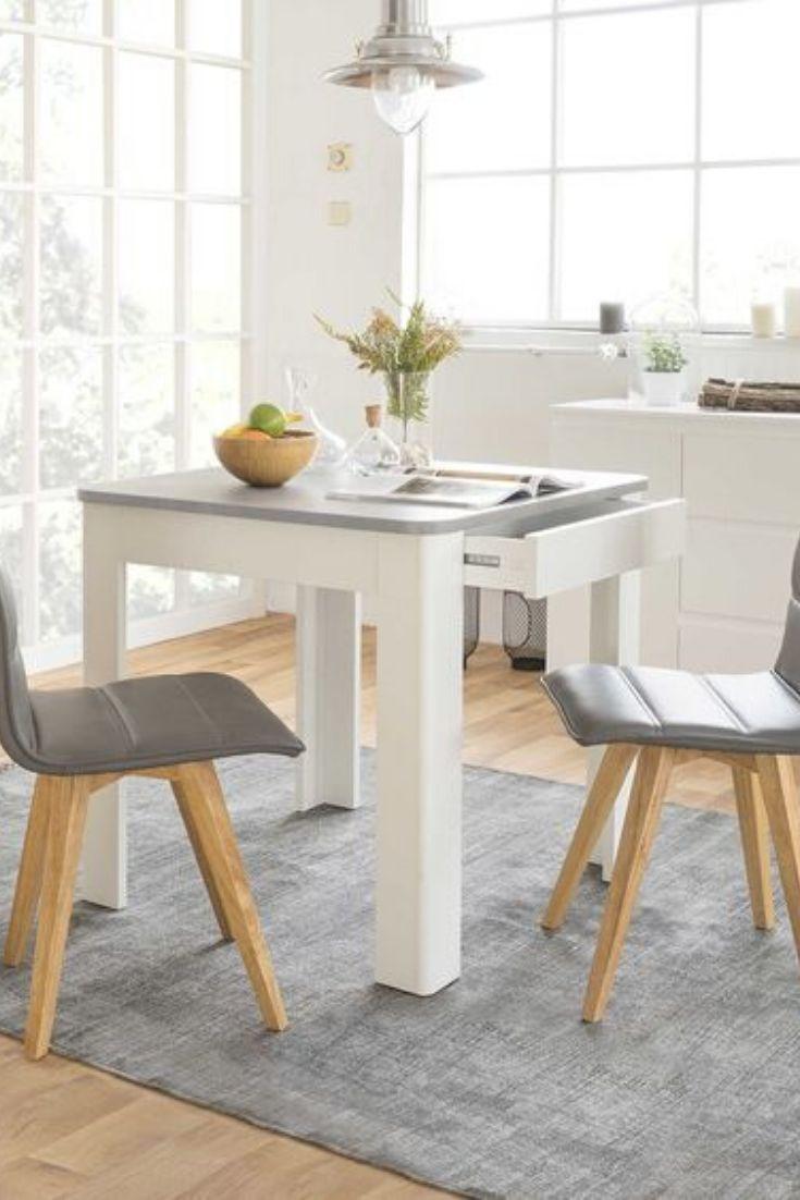 Esstisch Oslo 80 X 80 Cm Beton Online Kaufen Bei Segmuller In 2020 Esstisch Speisezimmer Esszimmertisch
