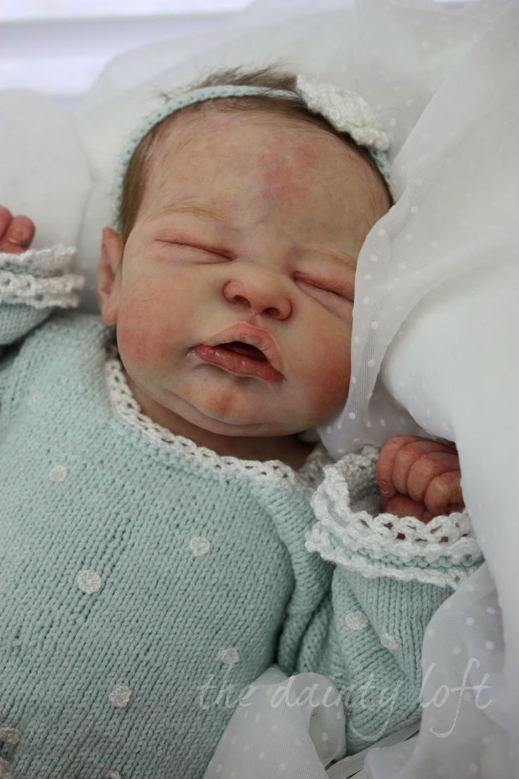 the dainty loft: May 2014 Silicone Full Body Quinlynn Eagles REBORN ~ painted by ' the dainty loft '. A baby by KrisC