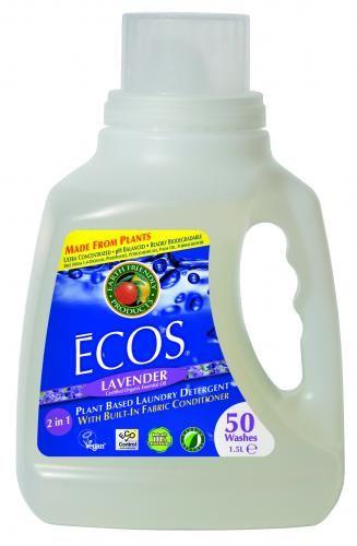 klikněte pro detail - Prací gel Ecos 2v1 Levandule EFP