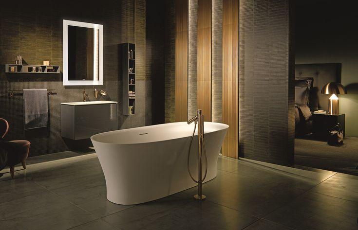 CAPE COD Bathtub by DURAVIT design Philippe Starck