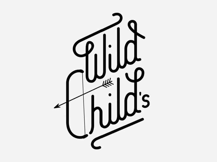 My ultra talented sister tailors child clothes for her super cute son and for sale. It was fun developing this playful logo.