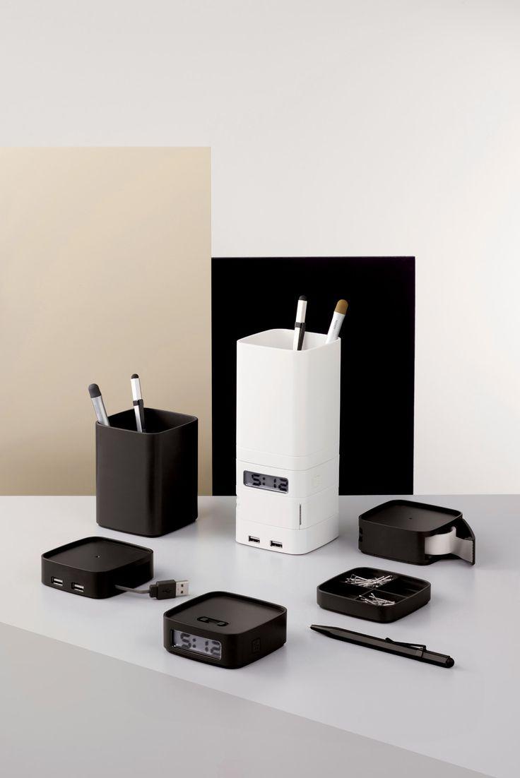 Lexon - MINI TOTEM, design Damian Evans