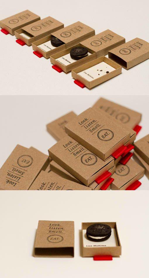 #Packaging #cookie