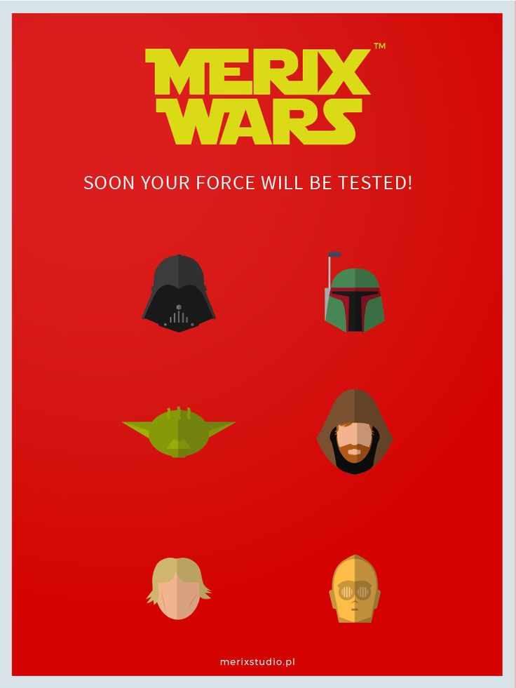 Something special is coming! #starwars recruitment campaign http://www.merixstudio.com/wars/