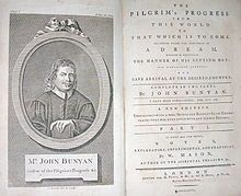 The Pilgrim's Progress - Wikipedia, the free encyclopedia. The Pilgrim's Progress from This World to That Which Is to Come is a Christian allegory written by John Bunyan and published in February, 1678.