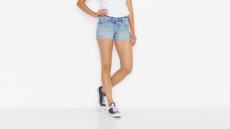 501 Shorts | Slash | Korte broeken & Capri´s | Kleding | Dames | Levi's | Netherlands
