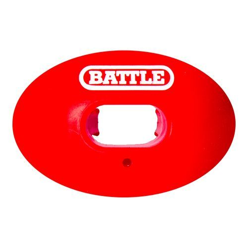 Battle Adults' Oxygen Football Mouth Guard Red - Football Equipment, Football Equipment at Academy Sports
