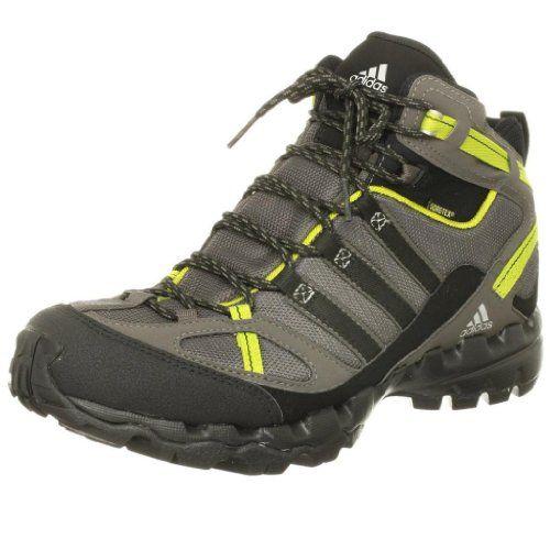 Adidas Outdoor AX1 Mid Gore-Tex Hiking Boot - Men's - http://shoes.goshopinterest.com/mens/boots-mens/hiking-boots-mens/adidas-outdoor-ax1-mid-gore-tex-hiking-boot-mens/