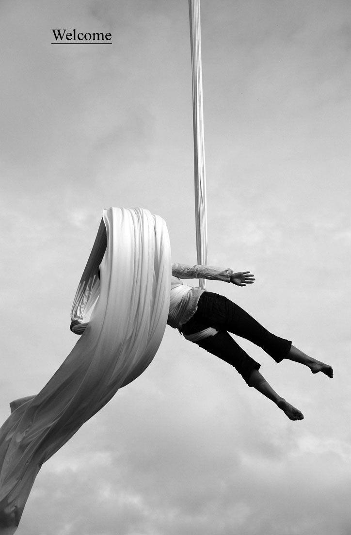 Compagnie Danse & + : compagnie de danse aérienne sur tissu