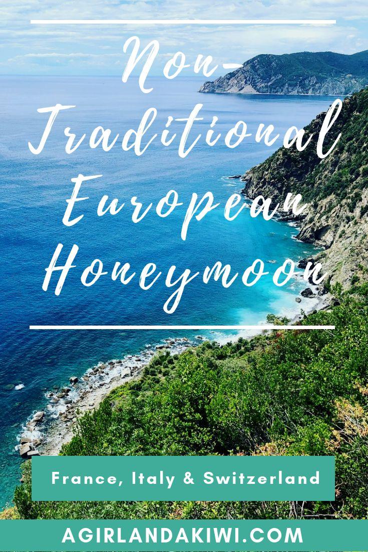 Non-Traditional European Honeymoon En 2020