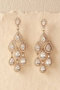 221 best Bridal Jewellery images on Pinterest Earrings Bridal
