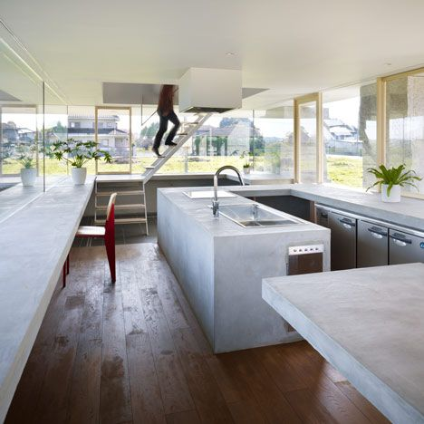 House in Hidaka by Suppose Design Office