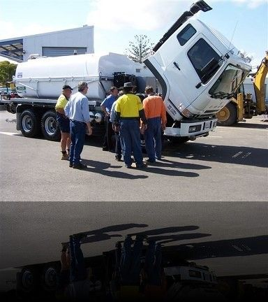 Felco 12000 litre #Water #Tanker, direct Chassis mounted for #Road #Watering application - http://goo.gl/15Pbn1