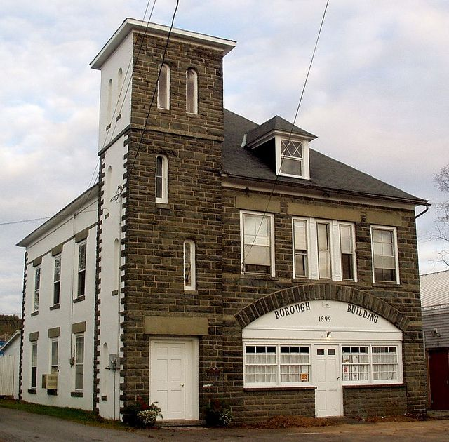 Milford Township Building Pike County Pa