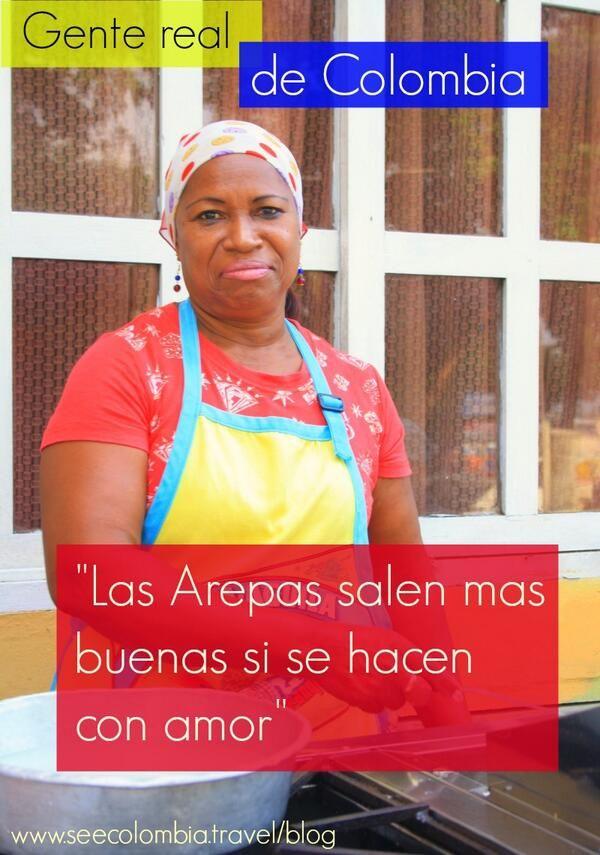 #LobuenodeColombia Su gente y lo que dice: http://on.fb.me/1dRp1pl  @WRadioColombia @Colombia @colombiadeuna pic.twitter.com/Pfq2svXqdO @colombiatravels