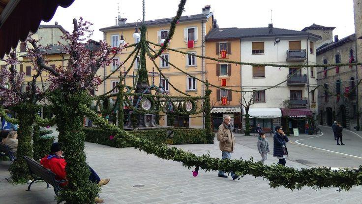 Triennale di Pasqua a Fanano.