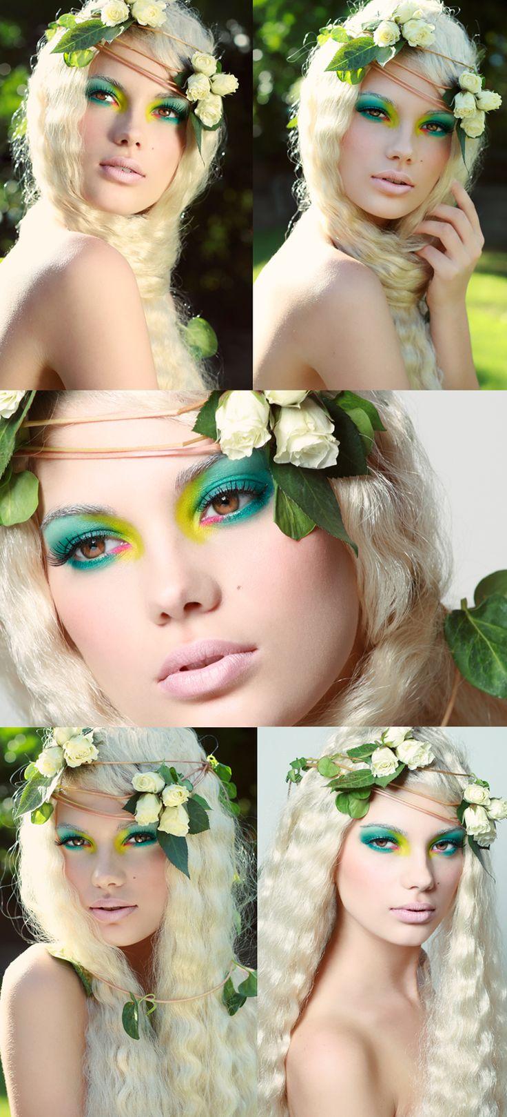 maquillage feerique