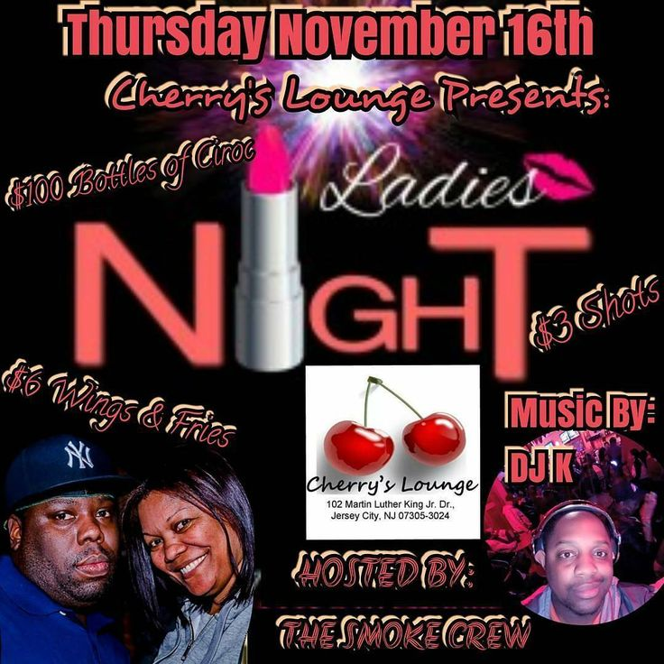 #Tomorrow Night I'm Back In The Building  It's #LadiesNight @cherryslounge #ThursdayNightFootball #Thursday Night #NBA $3 Shots $6 Wings & Fries $100 Bottles Of Ciroc til 11pm... #Kitchen Open Til 11pm.. Hosted By @black_teddybear406__hookah_god @princess_leah13 And The Smoke Crew  Music By @coalitionboy_k We #Party Til 1am ....... Its Still #Scorpio Season.... If You Wanna #Celebrate Your #Birthday DM @cherryslounge @a_sport_sharperson or @browneyez88 .... Come #Sober Leave #Drunk…